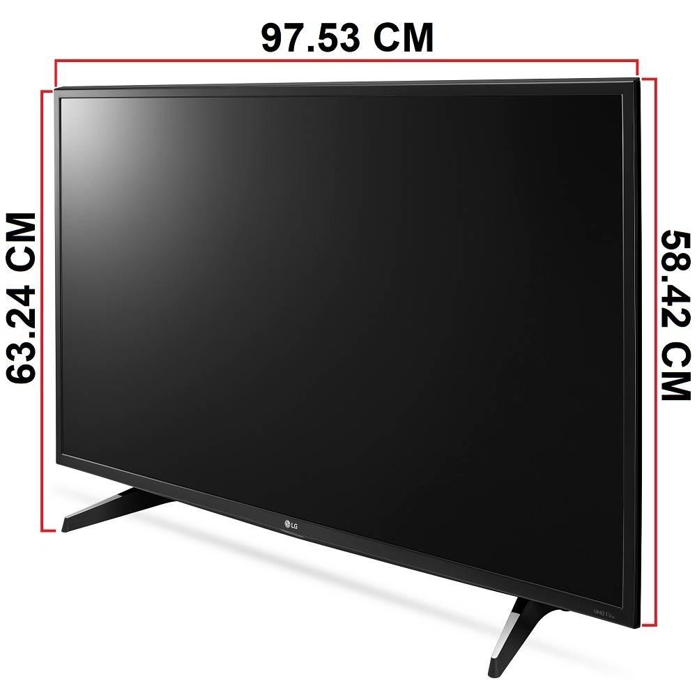 tv lg 43 hd smart tv led aroza. Black Bedroom Furniture Sets. Home Design Ideas